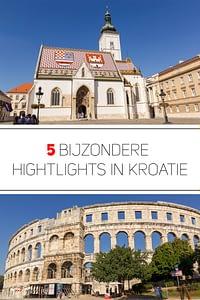 5 bijzondere highlights in Kroatië