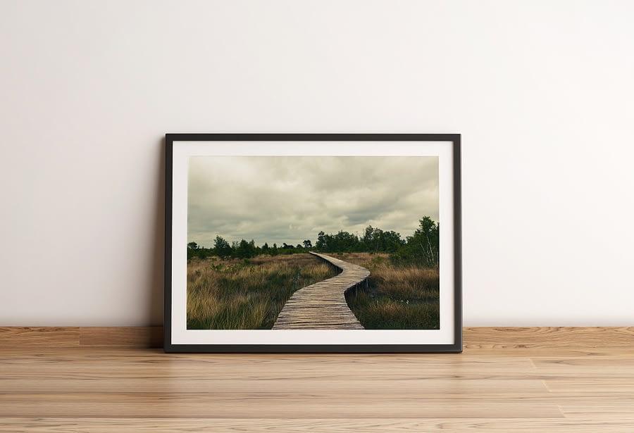 natuur poster en canvas print