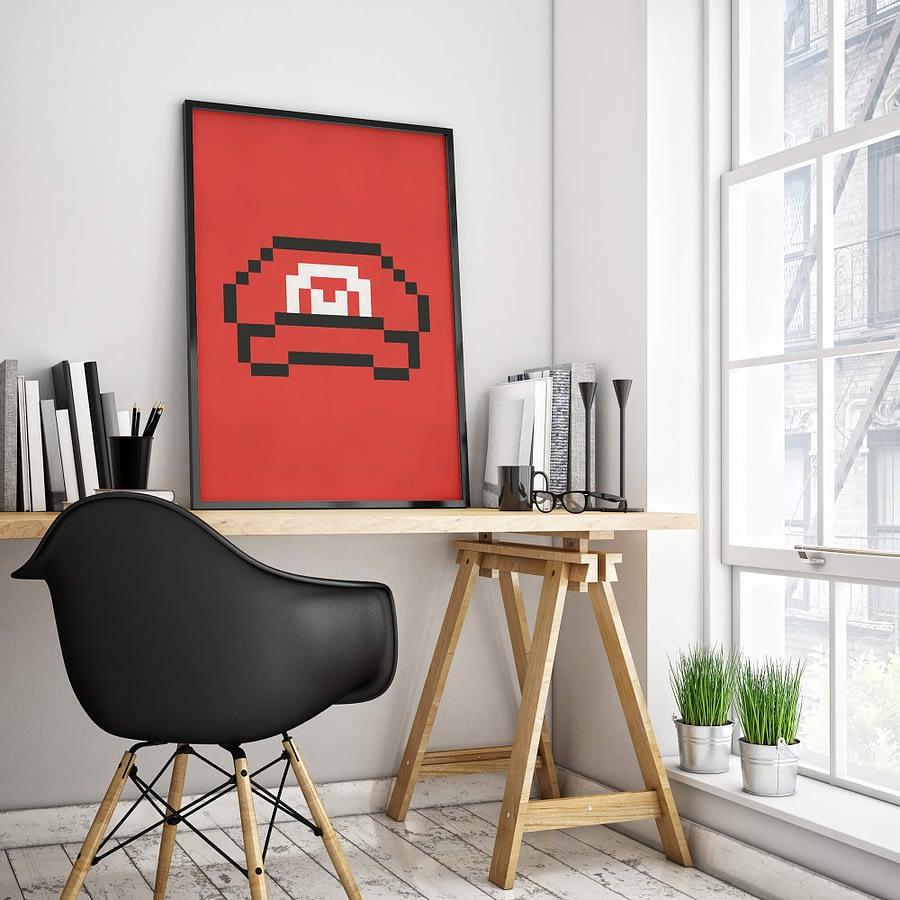 Pet van Mario uit Nintendo spellen