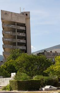 Mostar Sniper Tower